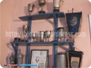 Piala, Tropy, Vandel yang berhasil diraih M. Ilyas bersama PERSIB