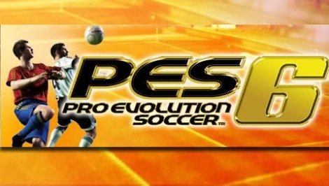 PES 6 Cover